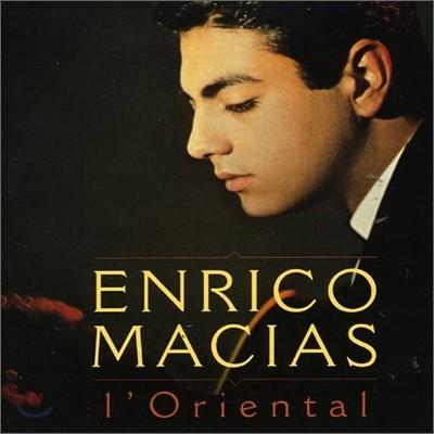 Enrico Macias (앙리꼬 마시아스) - L'oriental