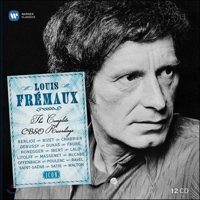 Louis Fremaux 루이 프레모 버밍엄 시립교향악단 전집 (ICON - The Complete CBSO Recordings)