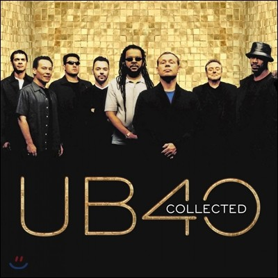 UB40 (유비포티) - Collected [2LP]