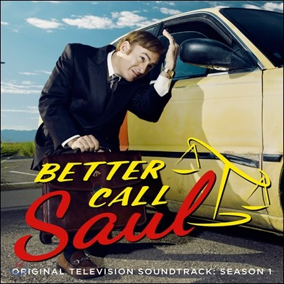 베터 콜 사울 드라마 음악 (Better Call Saul Original Soundtrack) [LP]