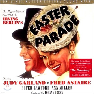 Easter Parade (이스터 퍼레이드) OST (Music by Irving Berlin)