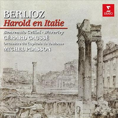 베를리오즈: 이탈리아의 헤롤드, 서곡 (Berlioz: Harold en Italie, Overtures) (UHQCD)(일본반) - Michel Plasson