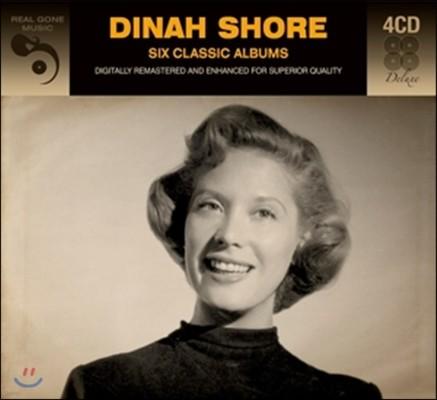Dinah Shore (다이나 쇼어) - Six Classic Albums