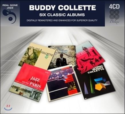 Buddy Collette (버디 콜레트) - Six Classic Albums