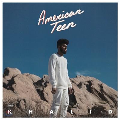 Khalid (칼리드) - American Teen (어메리칸 틴) [2LP]