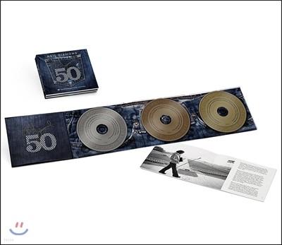 Neil Diamond - 50Th Anniversary Collection 닐 다이아몬드 데뷔 50주년 기념 베스트 앨범 컬렉션