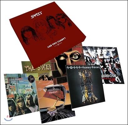Sweet - Are You Ready?: The RCA Era 스위트 RCA 레코딩 박스 세트 [7LP Boxset]