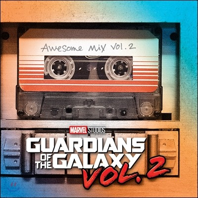 가디언즈 오브 갤럭시 2 영화음악 (Guardians Of The Galaxy 2 - Awesome Mix Vol.2 OST)