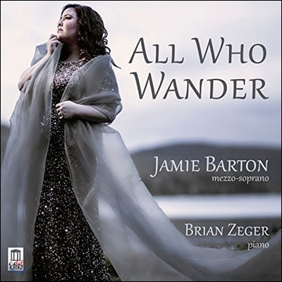 Jamie Barton 제이미 바톤 가곡집 (All Who Wander)