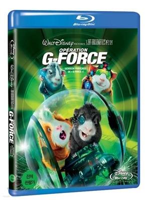 G-Force : 블루레이