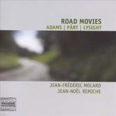 듀오 제미니 - 아담스: 로드 무비스 & 라이사이트: 제미니 소나타 (Duo Gemini - Adams: Road Movies & Lysight: Gemini Sonata) - Duo Gemini