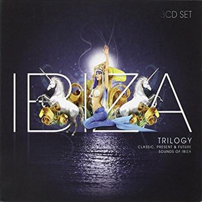 Various Artists - Ibiza Trilogy (3CD)