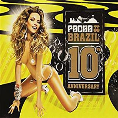 Various Artists - Pacha Brazil 10th Aniversary (3CD)