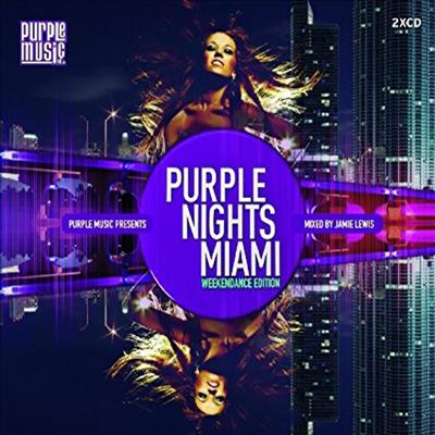 Various Artists - Purple Nights Miami (2CD)