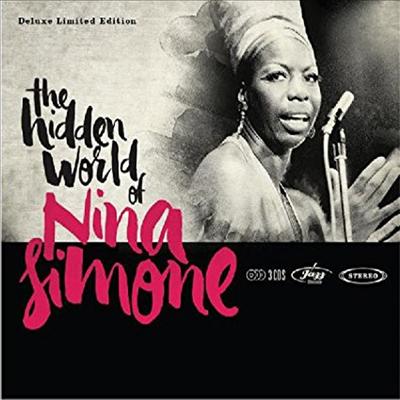 Nina Simone - Hidden World Of Nina Simone (Ltd. Deluxe Ed)(Digipack)(3CD)