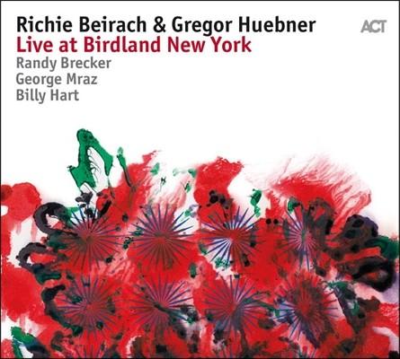 Richie Beirach / Gregor Huebner - Live At Birdland New York 리치 베이락 & 그레고르 휘브너 뉴욕 버드랜드 라이브