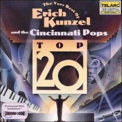 베리 베스트 오브 에리히 쿤젤과 신시네티 팝스 - 탑 20 (The Very Best of Erich Kunzel and the Cincinnati Pops - Top 20)