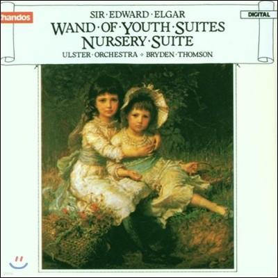 Bryden Thomson 엘가: 청춘의 지팡이 모음 1, 2번 (Elgar: The Wand of Youth Suite Op.1a, Op.1b) 브라이든 톰슨, 울스터 오케스트라