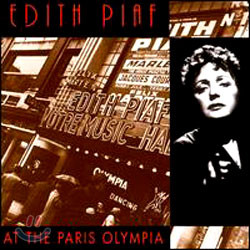 Edith Piaf - At The Paris Olympia
