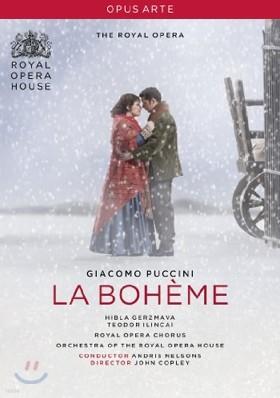 Andris Nelsons 푸치니 : 라보엠 (Puccini : La Boheme) [DVD]