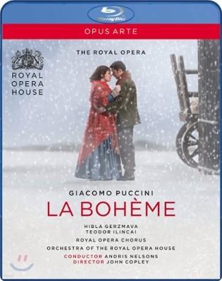 Andris Nelsons 푸치니 : 라 보엠 (Puccini : La Boheme) 블루레이