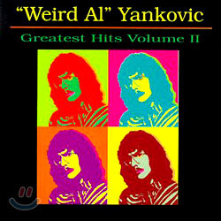 Weird Al Yankovic - Greatest Hits Volume 2