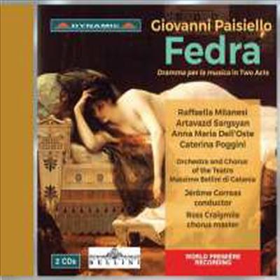 파이시엘로: 페도라 (Paisiello: Fedra) (2CD) - Jerome Correas
