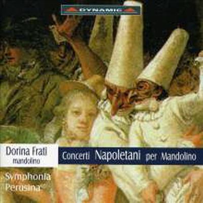 나폴리의 만돌린 협주곡 (Napolitan Mandolin Concerts) - Dorina Frati