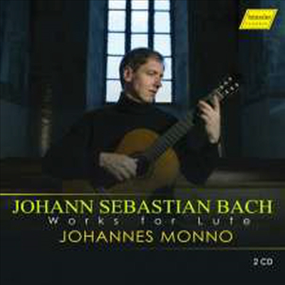 바흐: 류트 작품집 (Bach: Works for Lute) (2CD) - Johannes Monno