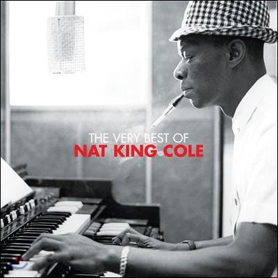 Nat King Cole - The Very Best Of 냇 킹 콜 베스트 컬렉션 [2LP]