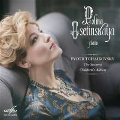 차이코프스키: 사계 (Tchaikovsky: The Seasons, Op. 37B) - Polina Osetinskaya
