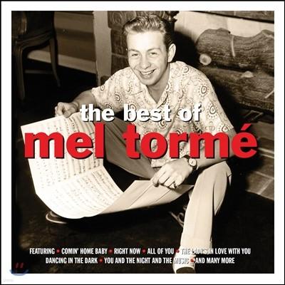 Mel Torme - The Best Of 멜 토메 베스트 컬렉션