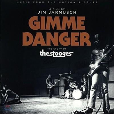 짐 자무쉬 감독의 '김미 데인저: 스투지스 스토리' 다큐멘터리 음악 (Jim Jarmusch 'Gimme Danger: The Story of The Stooges' OST) [LP]