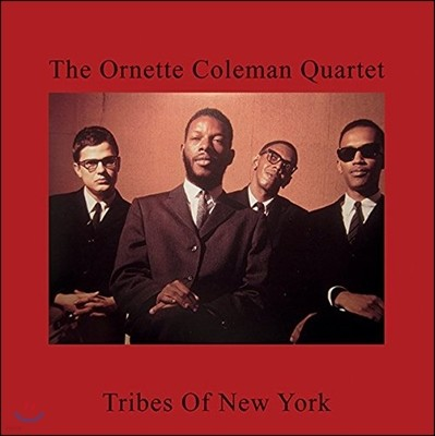 Ornette Coleman (오넷 콜맨) - Tribes Of New York [LP]