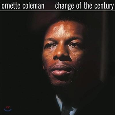Ornette Coleman (오넷 콜맨) - Change Of The Century [투명 컬러 LP]