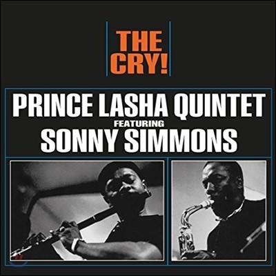 Prince Lasha Quintet & Sonny Simmons (프린스 라샤 퀸텟, 소니 시몬스) - The Cry! [클리어 LP]
