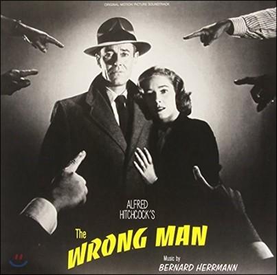 알프레드 히치콕의 '오인' 영화음악 (The Wrong Man OST by Bernard Herrmann 버나드 허만) [LP]