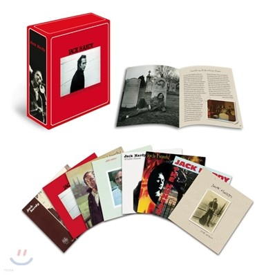 Jack Hardy - Jack Hardy Records Collection Box Set [7CD 박스세트]