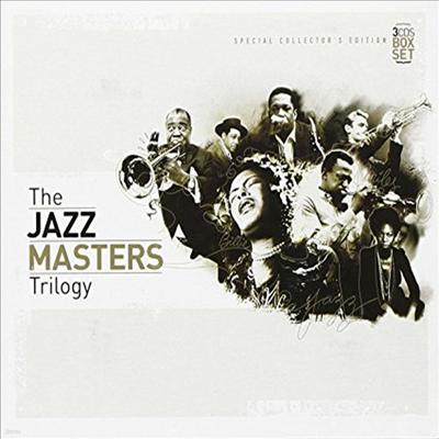 Various Artists - Jazz Masters Trilogy (3CD)