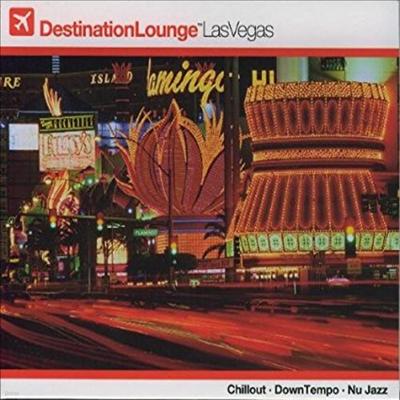 Various Artists - Destination Lounge:Las Vegas (2CD)