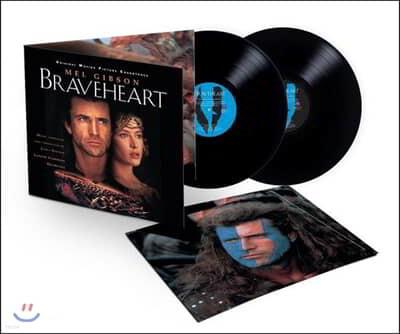 브레이브하트 영화음악 (Braveheart OST by James Horner 제임스 호너) [2LP]