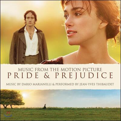 오만과 편견 영화음악 (Pride & Prejudice OST by Dario Marianelli 다리오 마리아넬리) [LP]
