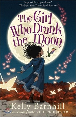 The Girl Who Drank the Moon (영국판)