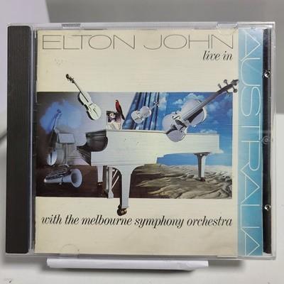 Elton John - Live in Austria, Mellbourne Symphony