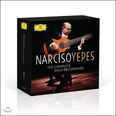 나르시소 예페스 도이치 그라모폰 솔로 녹음 전집 (Narciso Yepes The Complete DG Solo Recordings)