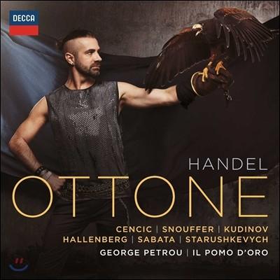 Il Pomo d'Oro / George Petrou 헨델: 오페라 '오토네' - 막스 에마누엘 첸치치, 일 포모 도로, 게오르그 페트로우 (Handel: Ottone, Re di Germania)