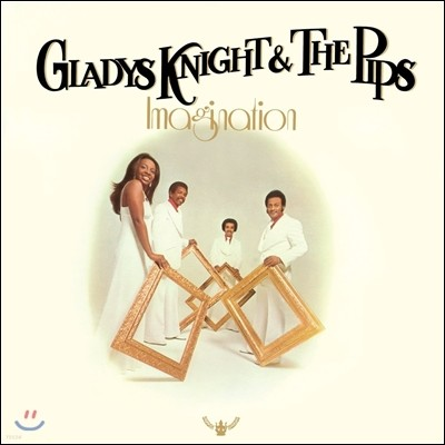 Gladys Knight & The Pips (글래디스 나이트 앤 더 핍스)  - Imagination [LP]