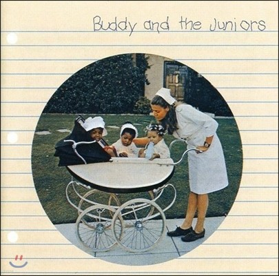 Buddy Guy (버디 가이) - Buddy Guy And The Juniors [LP]