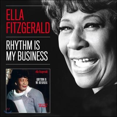 Ella Fitzgerald (엘라 피츠제럴드) - Rhythm Is My Business