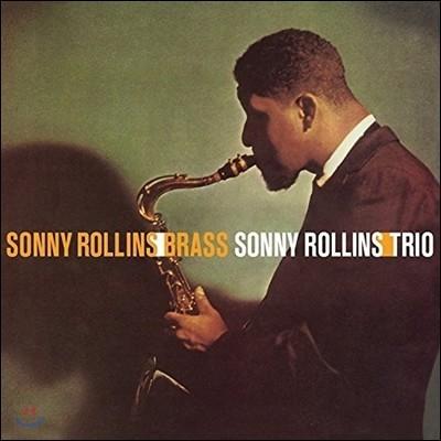 Sonny Rollins (소니 롤린스) - Brass & Trio [LP]